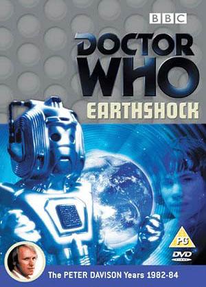 Earthshock uk dvd