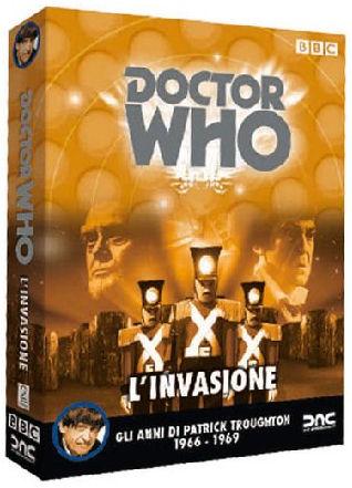 Invasion italy dvd