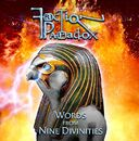 Faction paradox words from nine divinities