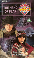 Hand of fear uk vhs