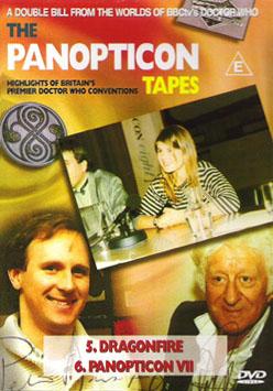 Panopticon tapes 5 6 uk dvd