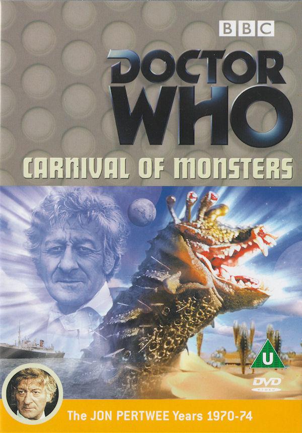 Carnival of monsters uk dvd