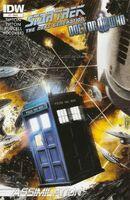 Star trek doctor who 7