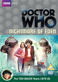 Nightmare of eden uk dvd