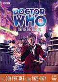 Day of the daleks us dvd