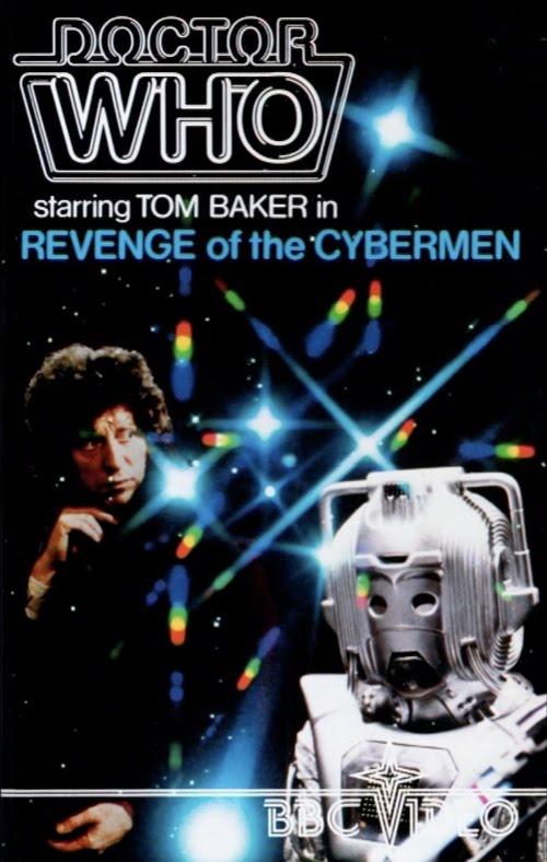 Revenge of the cybermen uk vhs