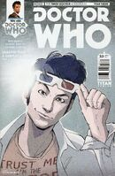 Tenth doctor year 3 issue 3a