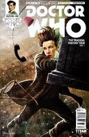 Eleventh doctor year 3 issue 3a