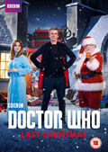 Last christmas uk dvd