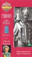 Cybermen early years uk vhs