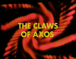 Claws of axos