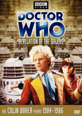 Revelation of the daleks us dvd