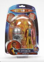 6th Doctor Figure
