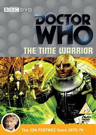 Time warrior uk dvd