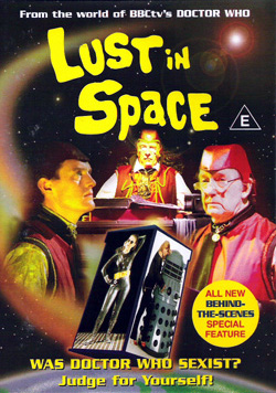 Lust in space uk dvd