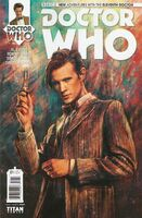 Eleventh doctor issue 1a