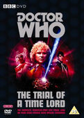 Trial of a time lord uk dvd