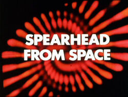 Spearhead from space