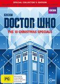 Christmas specials australia dvd