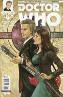 Twelfth doctor year 2 issue 15a