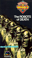 Robots of death us vhs
