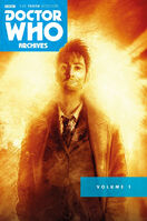 Tenth doctor archives omnibus volume 1