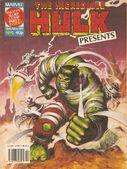Incredible hulk presents 5