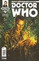 Ninth doctor issue 2a