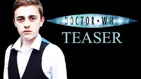 """Doctor Who Harvey Smith Era Series 5 Teaser """"The Doctor Is Coming"""""""
