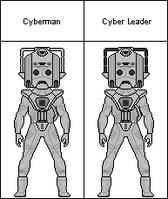 Cybermen-Earthshock (1982) - The Five Doctors (1983)