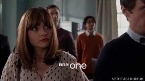 "Doctor Who Series 8 Episode 6 ""The Caretaker"" - BBC One TV Trailer"