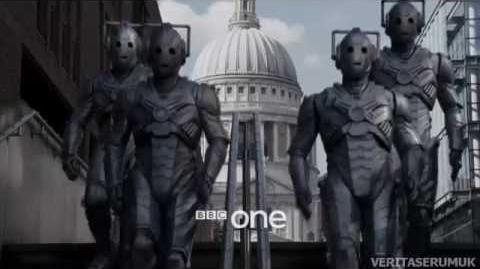 "Doctor Who Series 8 Episode 12 ""Death in Heaven"" - BBC One TV Trailer"