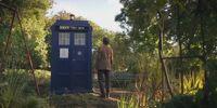 Eleven's TARDIS