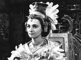 Barbara Wright (dressed as Aztec goddess)- Jacqueline Hill s. 1-2