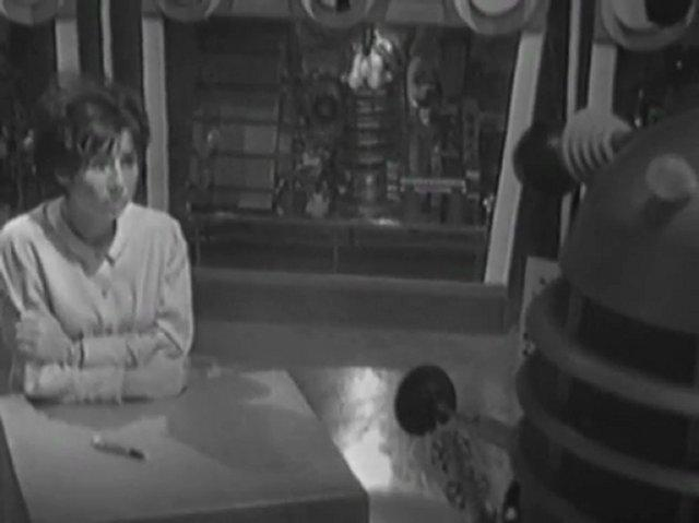 Classic DW - Season 1 - The Daleks - The Escape
