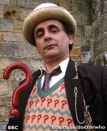 7th Doctor Sylvester McCoy