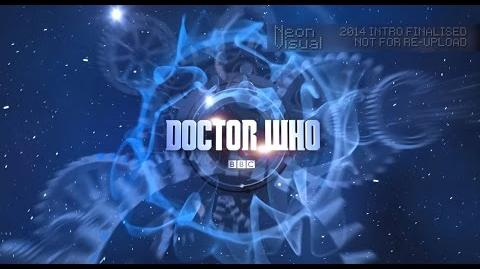 NeonVisual's 2014 Doctor Who Fan Title Sequence-0