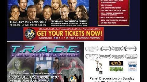 Episode 1 - T.R.A.C.E. - A Doctor Who Fan Film Webisode