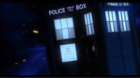 Peter Capaldi Doctor Who Series 8 Opening Sequence -- Finalized - 2014 NeonVisual fan intro --0