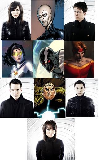 The Third Vortex Guardians
