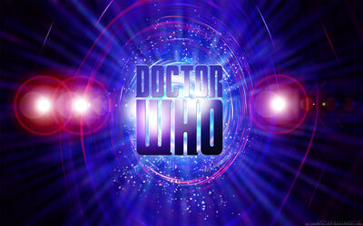Doctor who 2010 logo