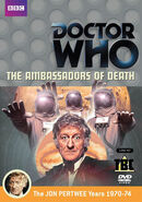 The Ambassadors of Death DVD