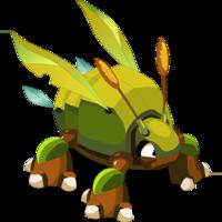 Green Scaraleaf
