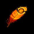 Fire Kwak Feather