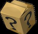 Verdächtiges Paket