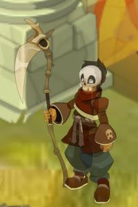Korpsort the Gravedigger