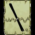 Spell Scroll- Staff Skill