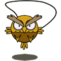 Small Owl Amulet