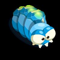 Sapphire Larva
