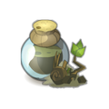 Strong Wood Shavings Potion